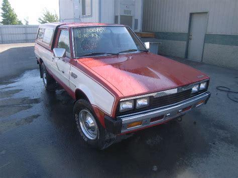 Dodge D50 For Sale Auto Auction Ended On Vin Jb7fk44e1ey701138 1984 Dodge