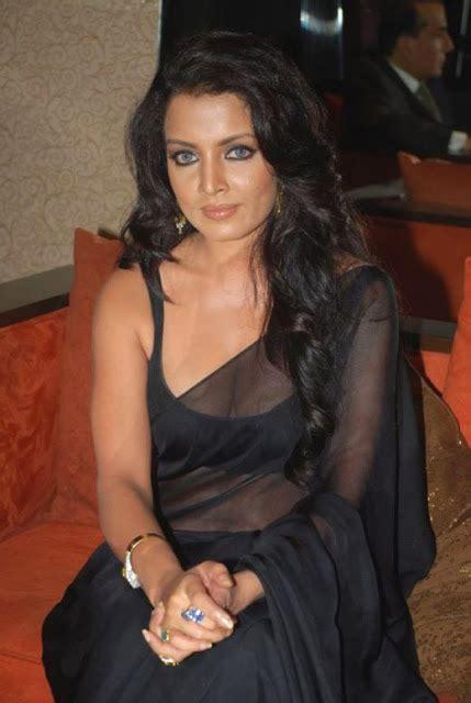 asha saini in black transparent nighty photos and pics