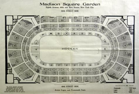 msg floor plan 302d square garden 1950 seating plan