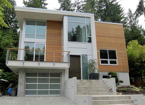 Bridgehouse Garage by 20 Modern Attached Garage Design Ideas With Pictures