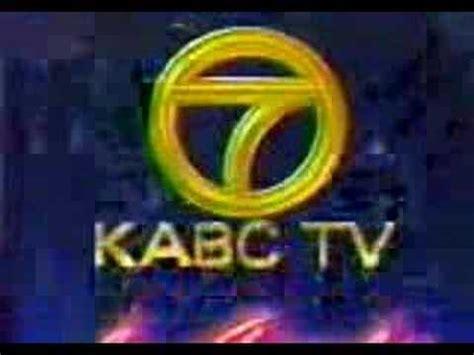 abc7la eyewitness news history kabc 1986 eyewitness news open youtube