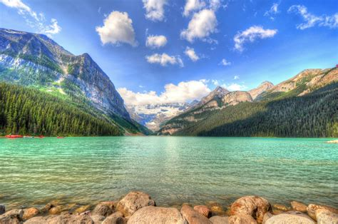 nice landscape lake louise wallpapers wallpaper cave
