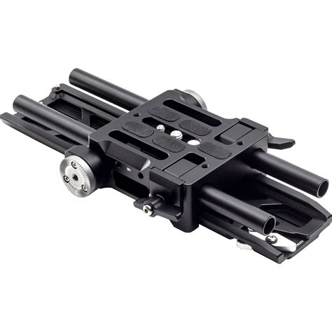 seercam universal baseplate black scunibp b h photo
