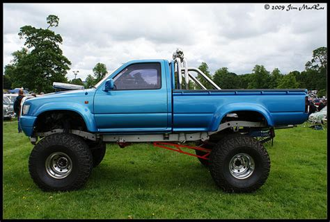 Is A Toyota Hilux A Commercial Vehicle Toyota Hilux Truck Flickr Photo