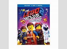 The Lego Movie 2: The Second Part (Blu-Ray + DVD + Digital ... Lego Movie 2014 Dvd