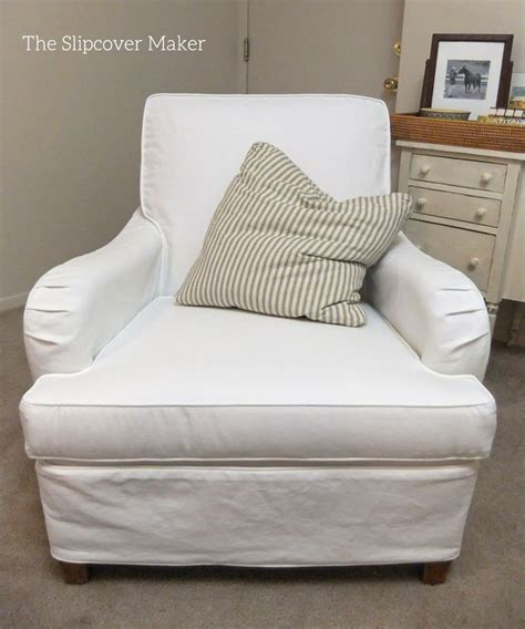 arm chair slipcovers 8 best susan s white canvas slipcovers images on pinterest