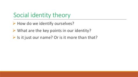 pattern identity theory side model and coordinated management of meaning