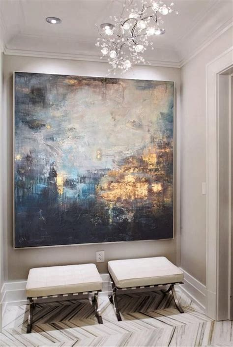 abstract painting large gold painting diamond painting