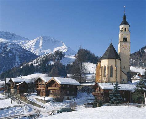 imagenes de invierno reales vacaciones de invierno en las aldeas del tirol