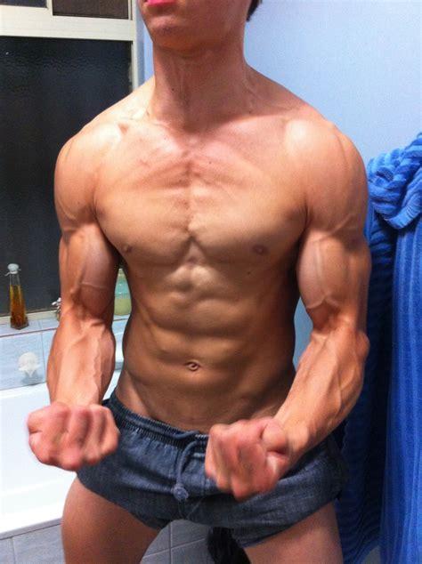 Bench Press 500 Pounds End Of Cut Progress 17 Y O 70kg 6 5 Bf Bodybuilding