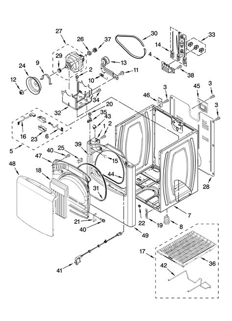 kenmore elite parts diagram 301 moved permanently