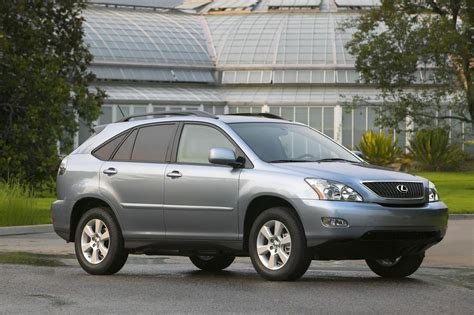 lexus rx 2008 2008 lexus rx 350 luxury suv prices announced picture