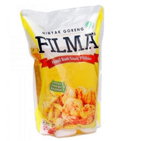 Minyak Filma filma cooking no cholesterol 2ltr refill