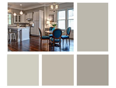 paint  entire house  loving  grey