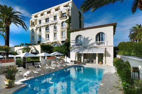 best hotels in antibes h 244 tel juana luxury hotel juan les pins slh
