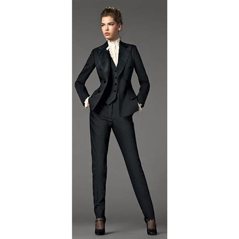 jacket design ladies suits jacket pants black vest business women s design blazer
