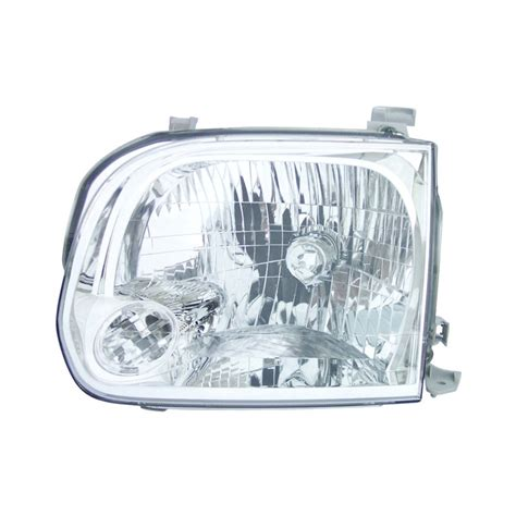 2006 Toyota Tundra Headlights Dorman 174 Toyota Tundra 2006 Replacement Headlight