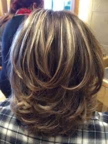 highlights on hair 50 40 amazing medium length hairstyles shoulder length