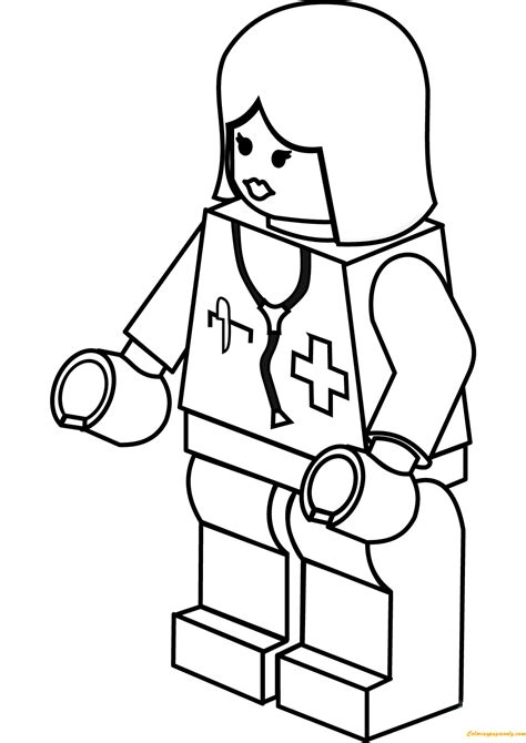 hardcastle coloring pages woman doctor coloring pages jovie co
