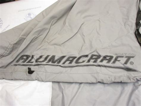 30607 00 dowco light grey canvas boat cover for alumacraft - Alumacraft Boat Covers By Dowco