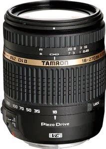 Lensa Thamron Untuk Nikon daftar harga lensa kamera tamron untuk nikon terbaru