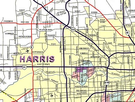 Map Of Houston Zip Codes by Houston Tx Zip Code Map