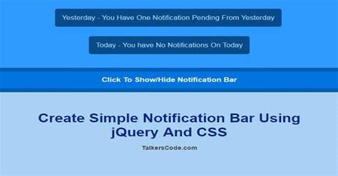 css top bar create rss feed reader using php on talkerscode com