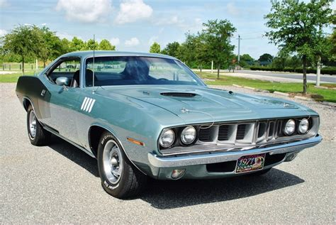 dodge cuda for sale 1971 plymouth barracuda for sale