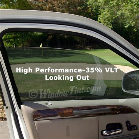 pro high performance  vlt car window tinting film
