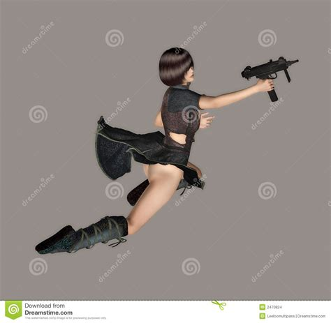 she warrior she warrior stock images image 2470824
