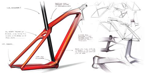 design frame bike bike frame sketches by cero design see additional