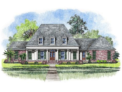 louisiana house plans french acadian style house plans south louisiana acadian