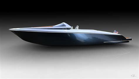 design concepts boats scorpion a concept boat by scott henderson designapplause