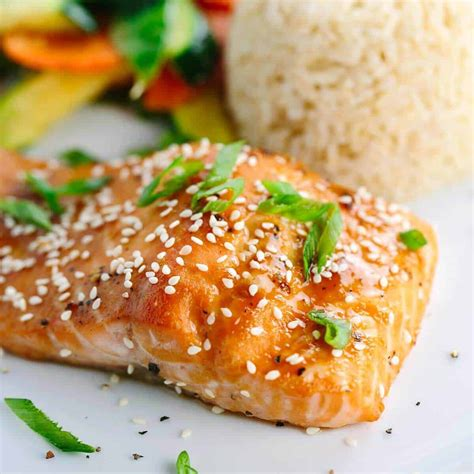 minute miso glazed salmon  brown sugar jessica gavin