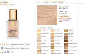 estee lauder wear foundation color match the world s catalog of ideas