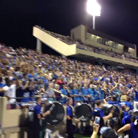 cypress creek student section ahh cc homecoming edition cycreek vine clip by creek