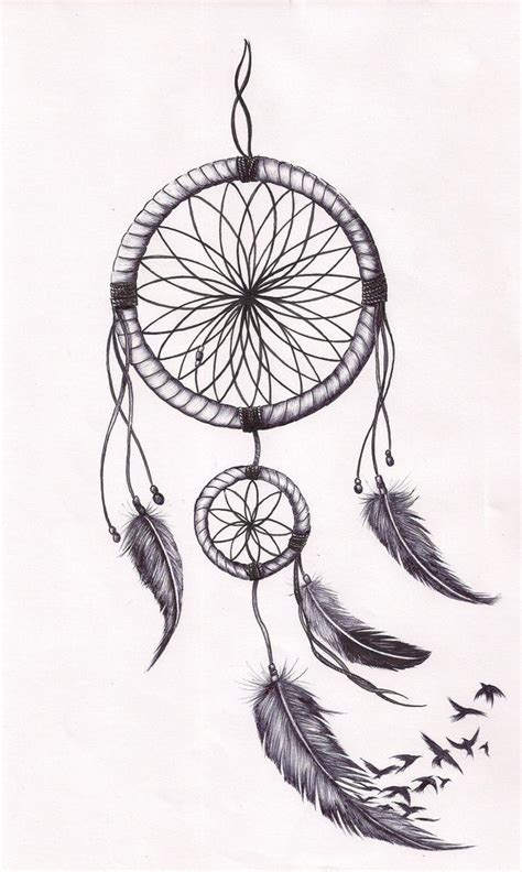 dreamcatcher tattoo designs with birds dreamcatcher tat by mmpninja deviantart com on deviantart
