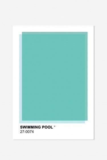 swimming pool paint color
