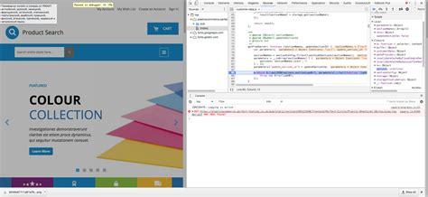 magento debug layout xml magento2 typeerror options is undefined customer data