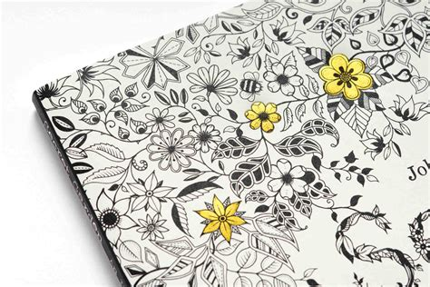 secret garden colouring book buy booktopia secret garden an inky treasure hunt and