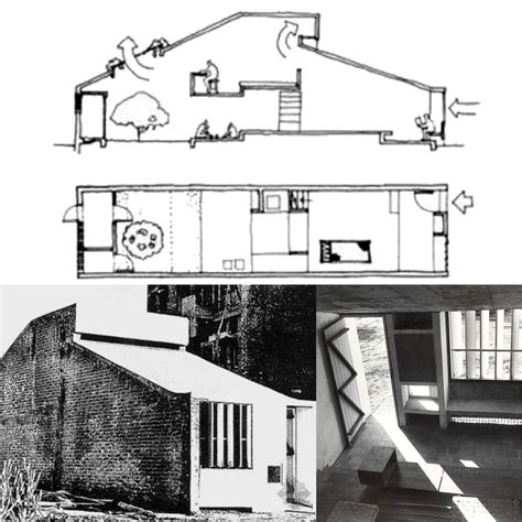 1 Level House Plans by Remembering Charles Correa One Of The Pioneers Of
