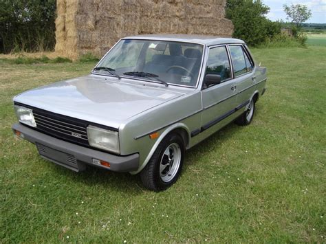 fiat 131 for sale 1979 fiat 131 131 supermirafiori 1600tc sii for sale