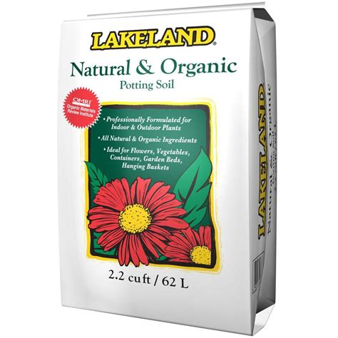 lakeland mills 2 2 cu ft and organic mix potting