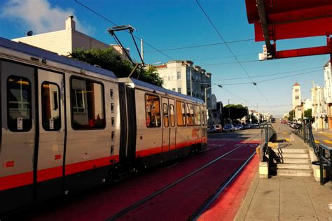 muni plans  improve   income riders people