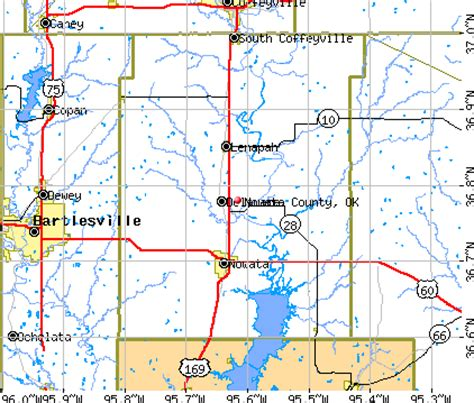 Oklahoma City Property Tax Records Nowata County Property Tax Map Images