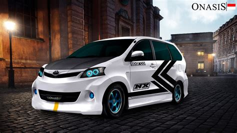 Lu Hid All New Avanza new avanza modified by onasis27 on deviantart
