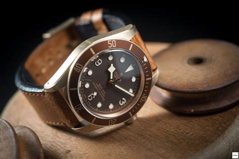 Tudor Black Bay Bronze Zfactory Swiss Eta Ultimate Clone tudor ultimate heritage black bay bronze at baselworld 2016 swiss sports
