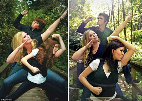 for siblings siblings hilariously recreate photos from their childhood