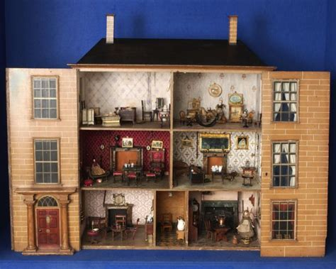 the dolls house the pedder doll s house made in 1870 antique dollhouse