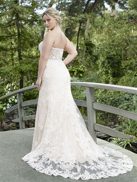 Laurel Dress style 2255 laurel casablanca bridal